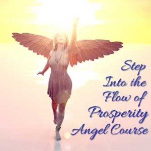 step into the flow of prosperity