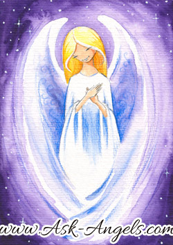 free angel messages