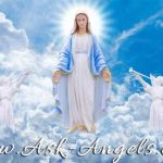 Mother Mary Queen of Angels