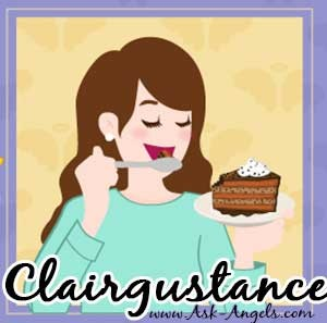 Clairgustance