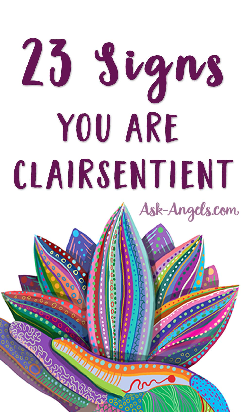 23 Signs You Are Clairsentient