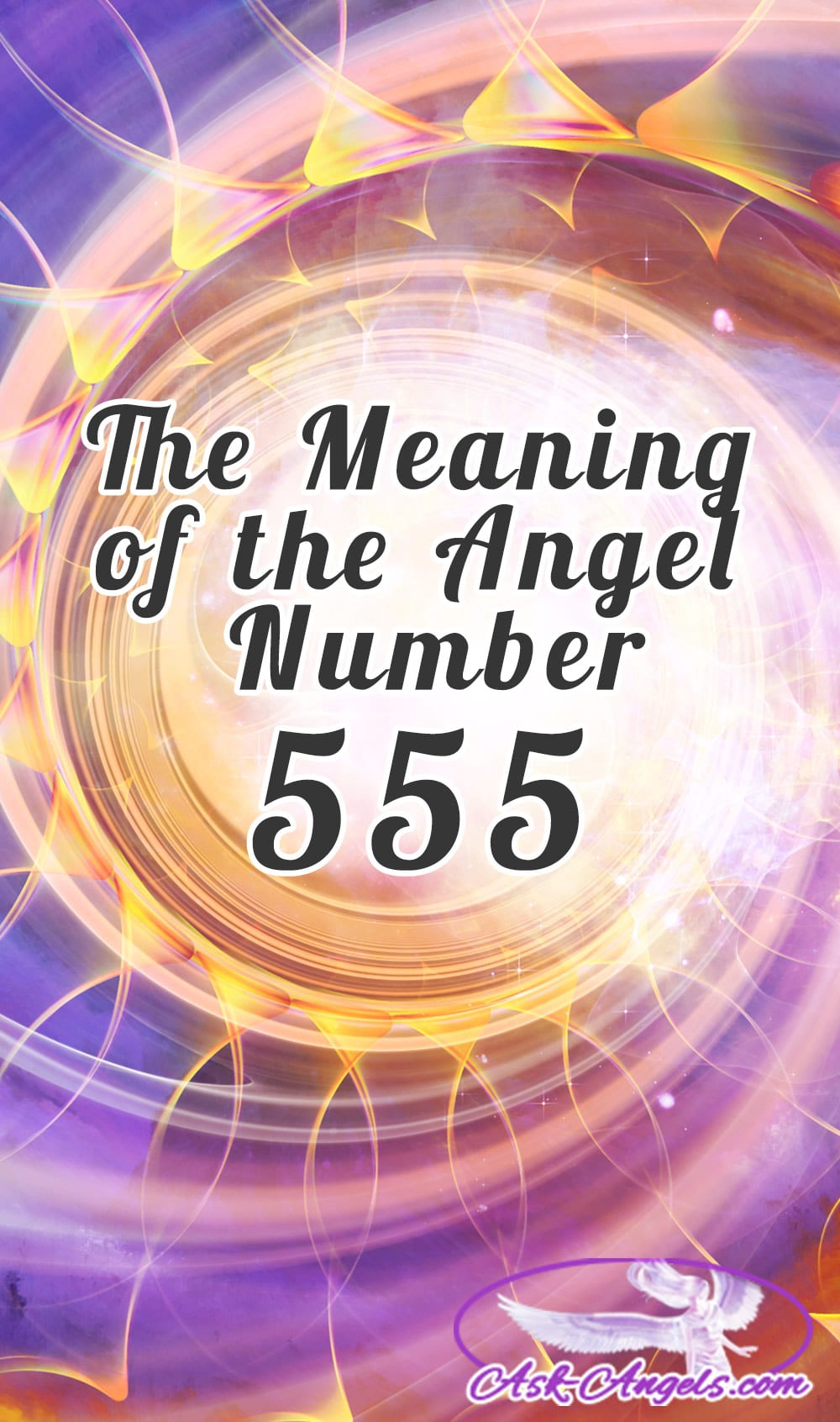 The Meaning of the Angel Number 555