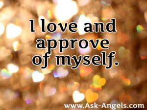 angels and affirmations