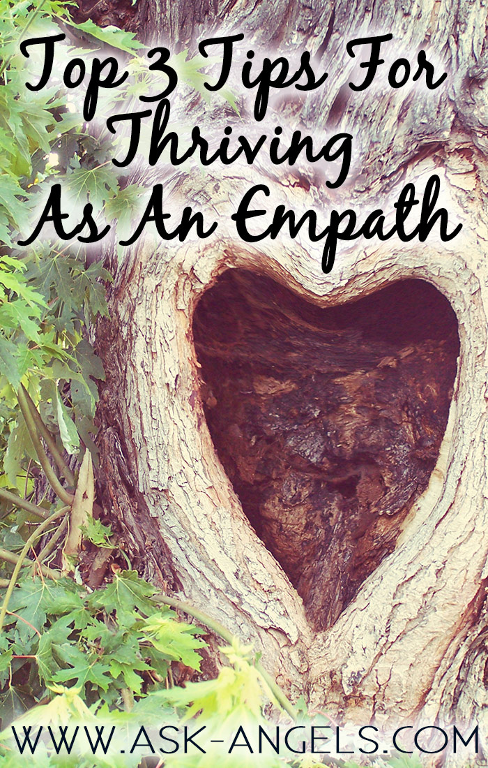 3 Tips For Thriving As An Empath