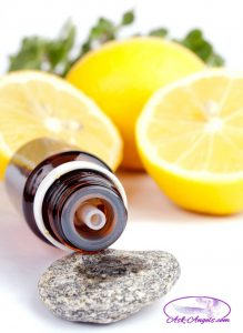 raise your vibration with essential oil