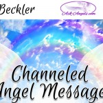 Channeled Angel Messages App!