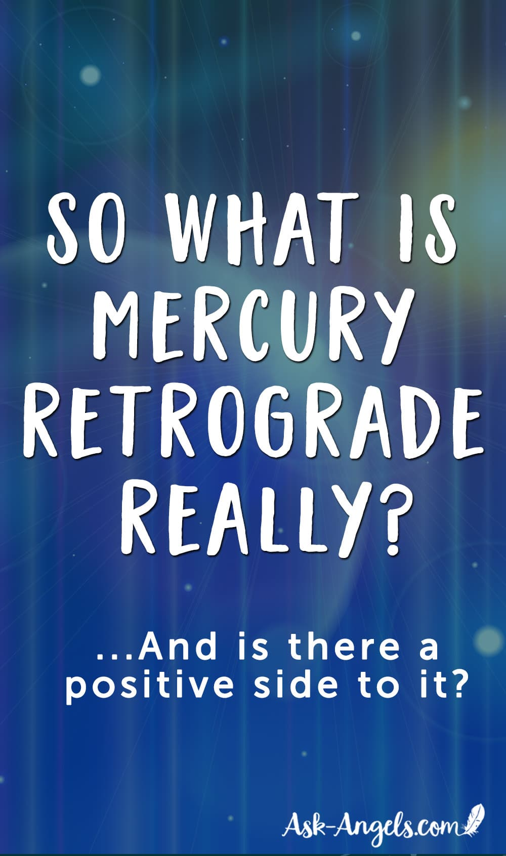 What Is Mercury Retrograde Really