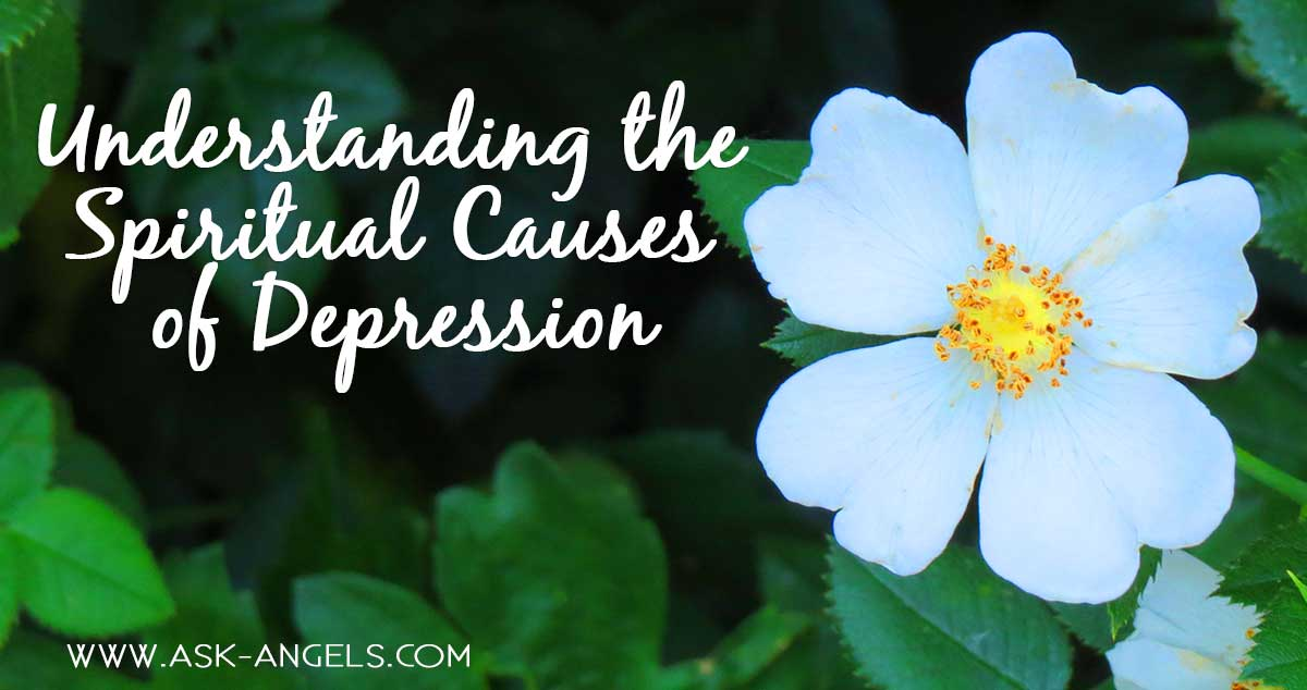 Spiritual Cause of Depression