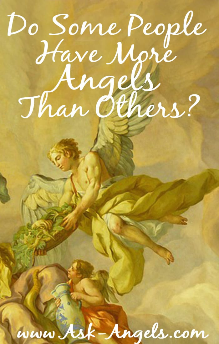 Do Some People Have More Angels Than Others?