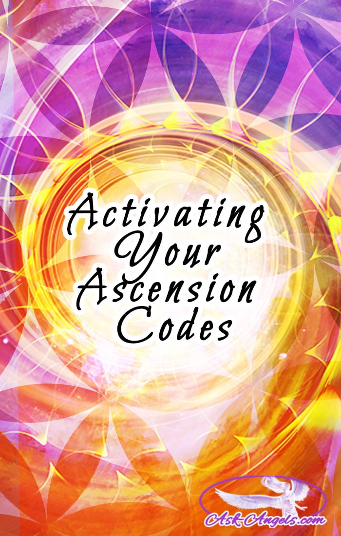 Activating Your Ascension Codes