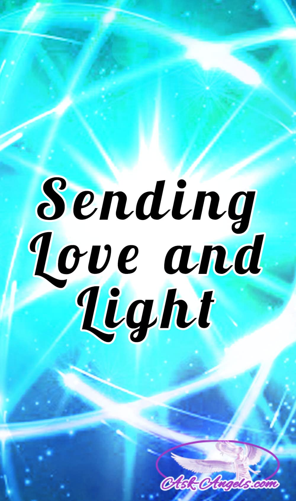 Spiritual Awakening Quotes Sending Love And Lighthere's How
