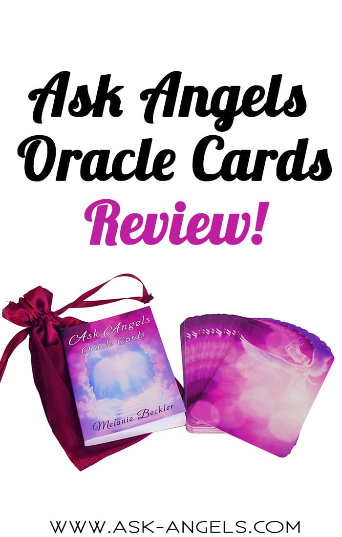 Ask Angels Oracle Cards Review!