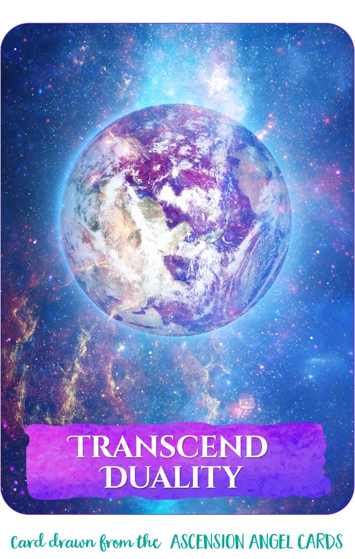 Transcend Duality - Ascension 2017