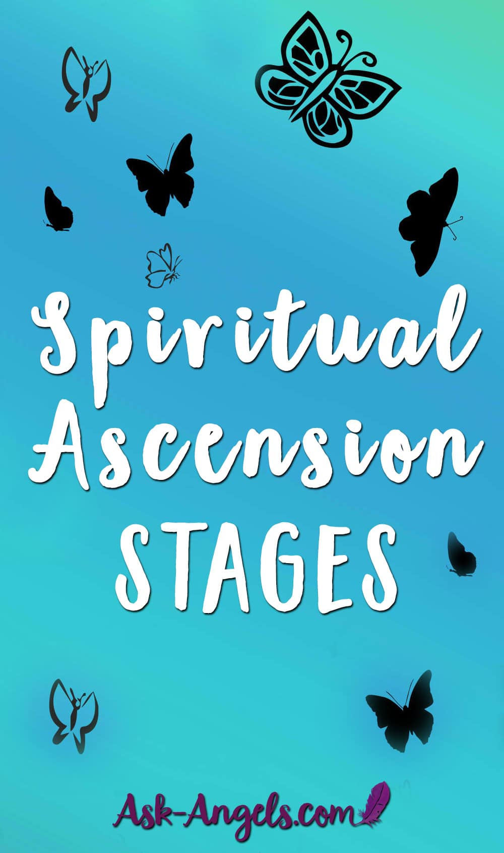 Spiritual Ascension Stages