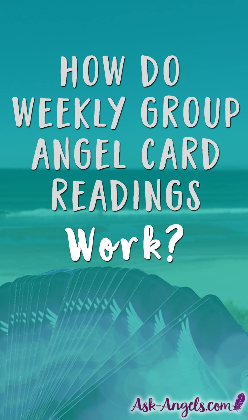 Weekly Angel Card Readings
