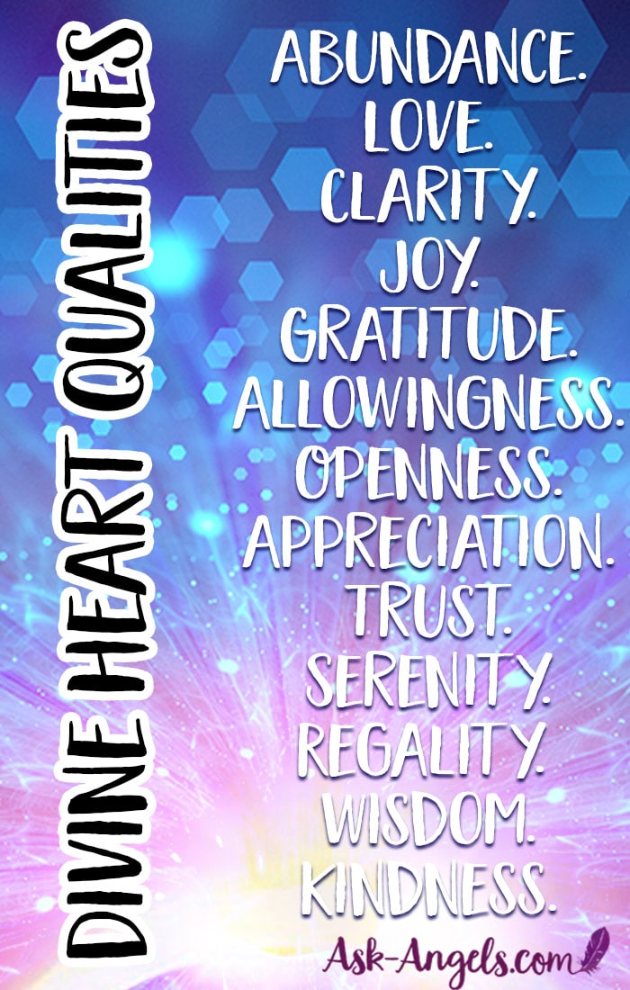 Divine Heart Qualities