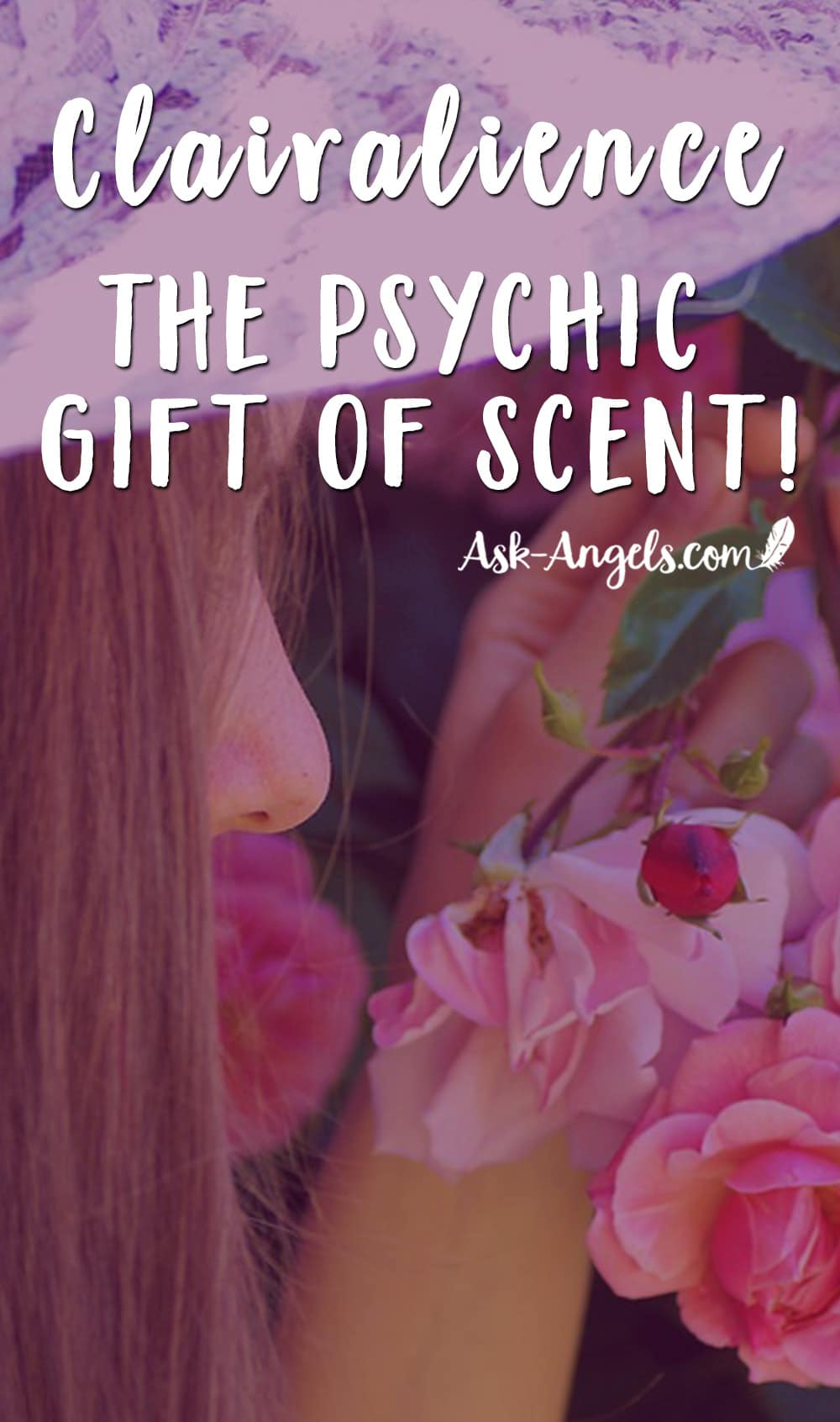 Clairalience - The Psychic Gift of Scent