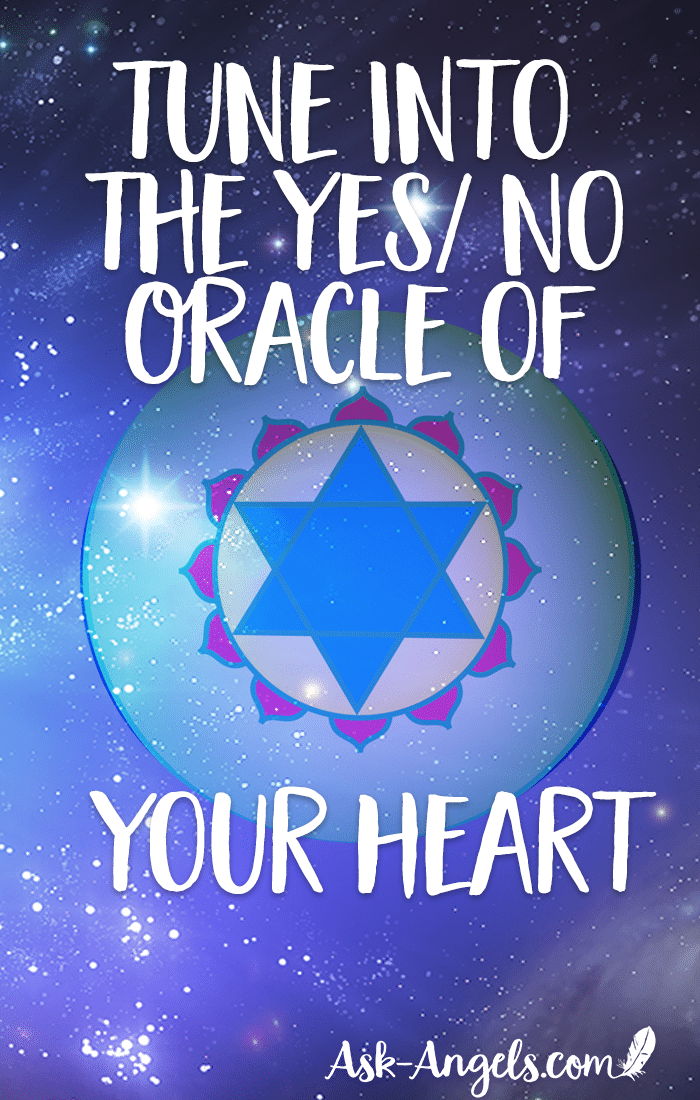 Yes/ No Oracle of Your Heart